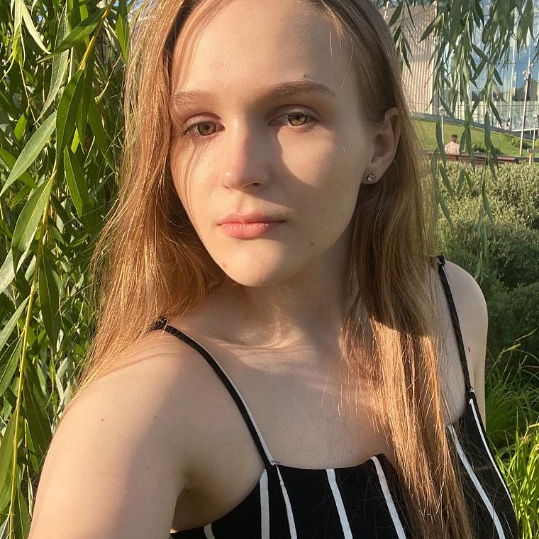 Валерия беляева работа девушка модель в великом новгороде